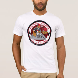 City Of Hoops: Tone's Music Academy/Front And Back T-Shirt