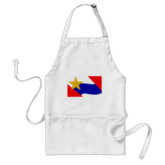 City Of Lafayette, United States Aprons