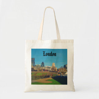City of London Tote Bag