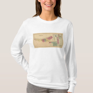 City of Maysville with Chester and Woodville T-Shirt
