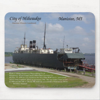 City of Milwaukee mousepad
