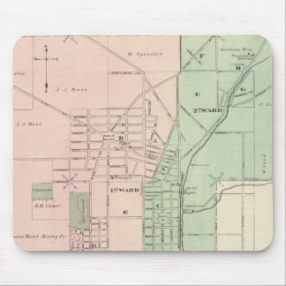 City of Mineral Point and Village of Dodgeville Mouse Pads