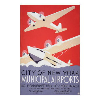 City of New York Poster
