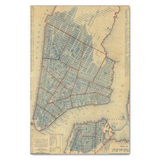 City of NewYork Tissue Paper