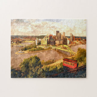 City of Pittsburgh Puzzle
