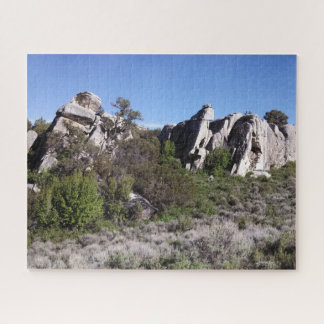 City of Rocks National Reserve Puzzle