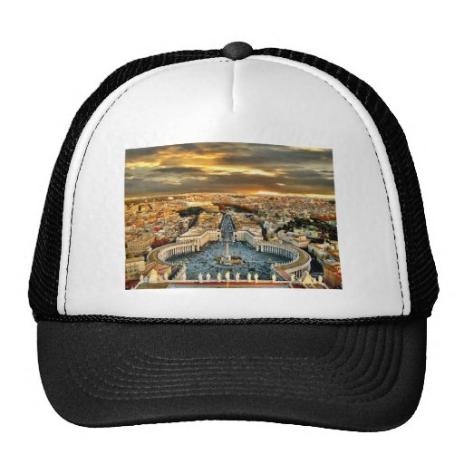 City of Rome Trucker Hats