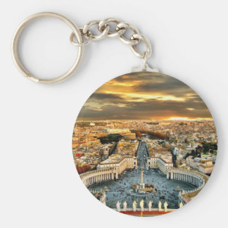 City of Rome Key Chains