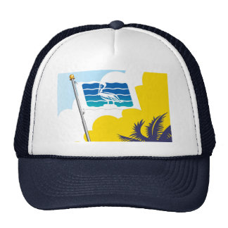 City of Saint Petersburg Florida Flag Hats