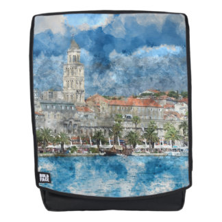 City of Split in Croatia