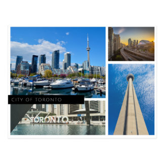 City of Toronto Postcard