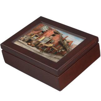 City - PA - Fish & Provisions 1898 Keepsake Box