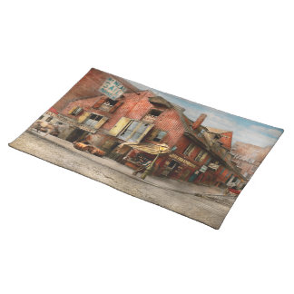 City - PA - Fish & Provisions 1898 Placemat