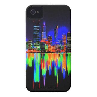 City panorama iPhone 4 case
