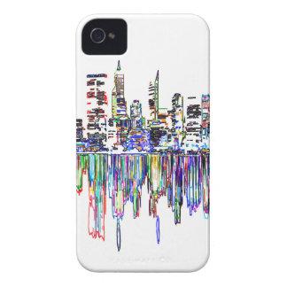 City panorama iPhone 4 Case-Mate case