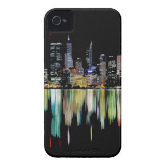 City panorama iPhone 4 cases