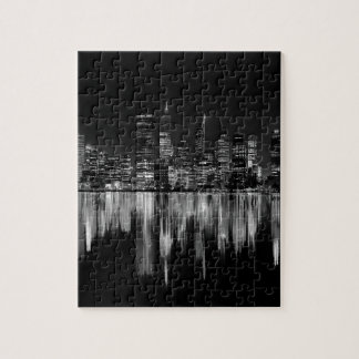 City panorama jigsaw puzzle