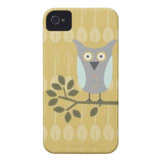 City Park Owl #2 iPhone 4 Case-Mate Case