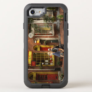 City - Philadelphia, PA - A day out with my baby OtterBox Defender iPhone 8/7 Case