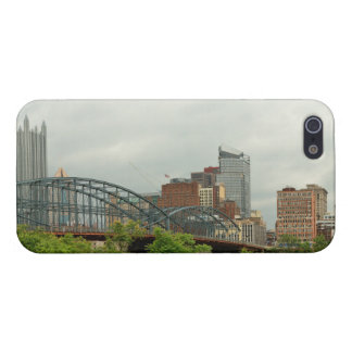 City - Pittsburg PA - The grand city of Pittsburg iPhone 5 Case