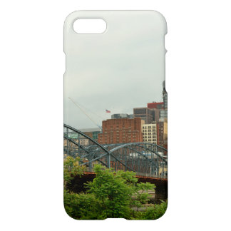 City - Pittsburg PA - The grand city of Pittsburg iPhone 7 Case