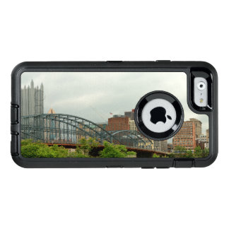 City - Pittsburg PA - The grand city of Pittsburg OtterBox iPhone 6/6s Case