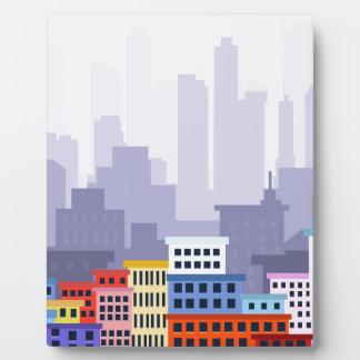 City Plaques