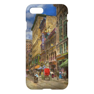 City - Providence RI - Living in the city 1906 iPhone 7 Case