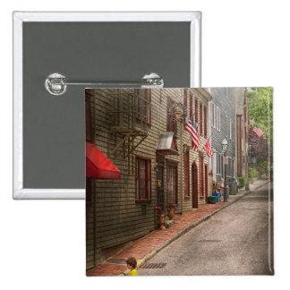 City - Rhode Island - Newport - Journey Buttons