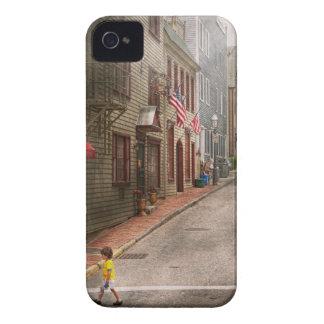 City - Rhode Island - Newport - Journey  iPhone 4 Case-Mate Case