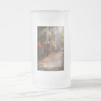 City - Rhode Island - Newport - Journey  Mug