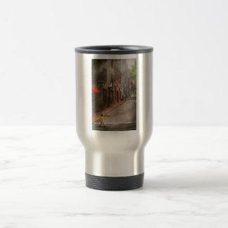 City - Rhode Island - Newport - Journey  Coffee Mug