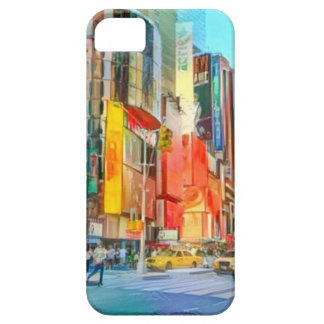 City scape urban landscape iPhone 5 case
