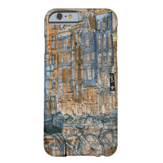 City Scene I Barely There iPhone 6 Case