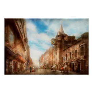 City - Scotland - Tolbooth operator 1865