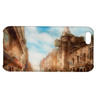 City - Scotland - Tolbooth operator 1865 iPhone 5C Cover