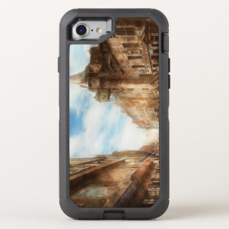 City - Scotland - Tolbooth operator 1865 OtterBox Defender iPhone 8/7 Case