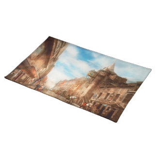 City - Scotland - Tolbooth operator 1865 Placemat