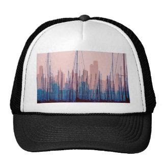 City Skyline Cap