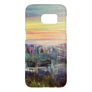 City Skyline phone cover