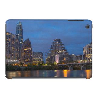 City Skyline Reflects Into Lady Bird Lake iPad Mini Covers