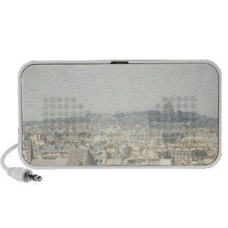 City Skyline Portable Speakers