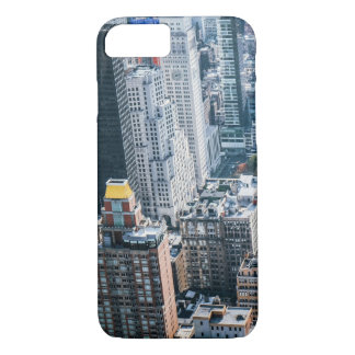 City skyscraper skyline colorful cool iphone case