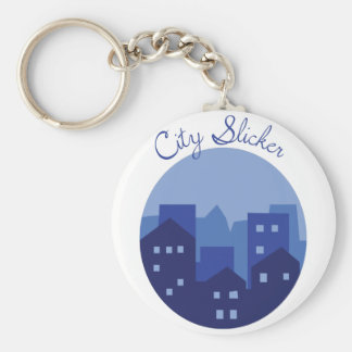 City Slicker Key Chain
