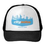 City Solve 2010 Cityscape Trucker Hats