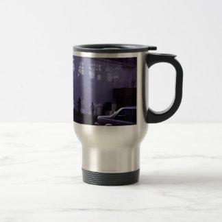 City Street Print Mug (Portable)