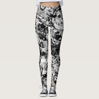 City Streets Graffiti Leggings