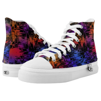 City Sunset Sneakers