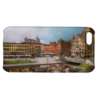 City - Syracuse NY - The Clinton Square Canal 1905 Case For iPhone 5C