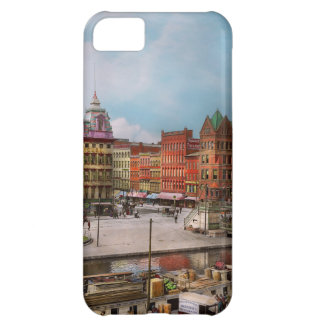 City - Syracuse NY - The Clinton Square Canal 1905 iPhone 5C Case